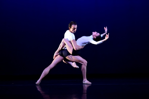 Davit Hovahnnisyan and Luz San Miguel in Diane Colburn Bruning's 'Journey'.