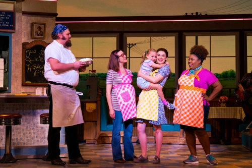 National Tour of 'Waitress'.