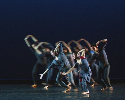 The Company in 'Psalm'.