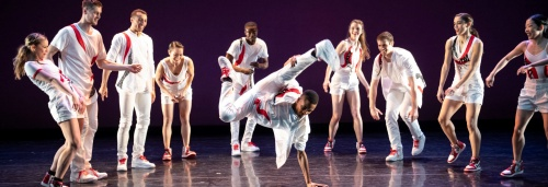 BalletX in Lil Buck's 'Express'.