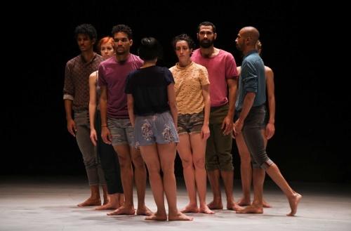 Malpaso Dance Company in Ohad Naharin's 'Tabula Rasa'.