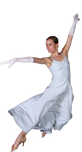 Neos Dance Theatre's Brooke Wesner. Photo courtesy of Neos Dance Theatre.