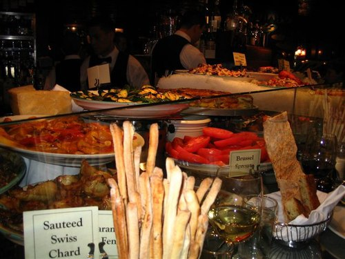 Fiorello's Antipasto Bar
