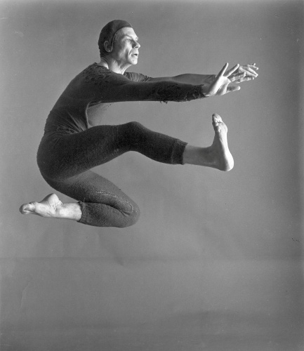 Merce Cunningham in CUNNINGHAM, a Magnolia Pictures release.