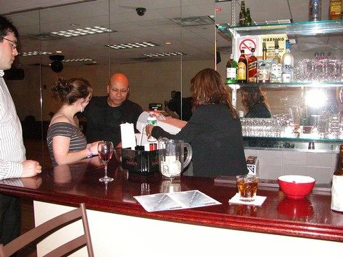 The Bar at Club 412