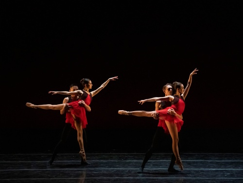 "Verb Ballets in Stephanie Martinez's ""Wandering On""."