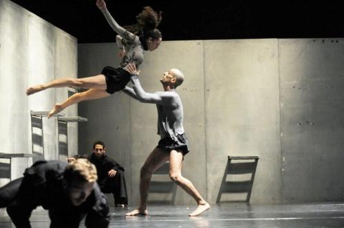 Vertigo Dance Company in Vertigo 20.
