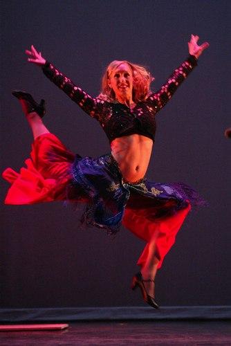Fusion Dance Theater, 'Ole Gitano'