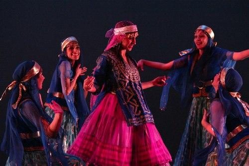 Djanbazian Dance Company, 'Joy Lifted To Heaven'