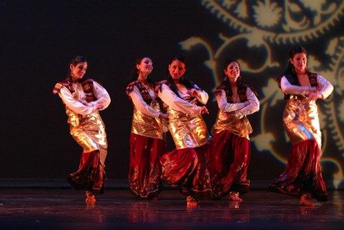 Djanbazian Dance Company, 'Golden Veil'