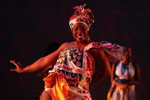 Viver Brasil Dance Company, 'Tribute to Carnival Queens'