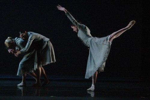 Viktor Kabaniaev & Dancers, 'Largo'