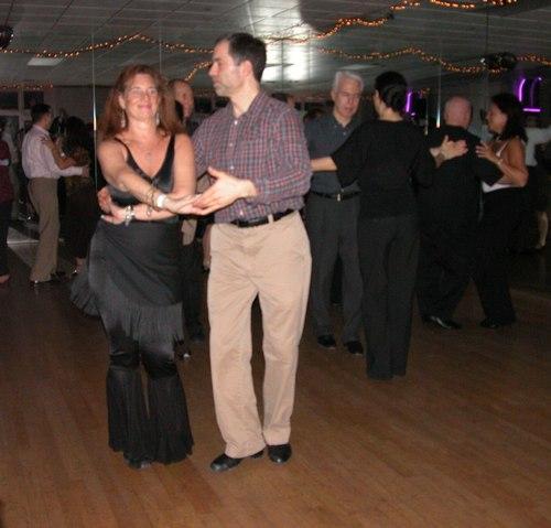 Mixed Ballroom at Club 412