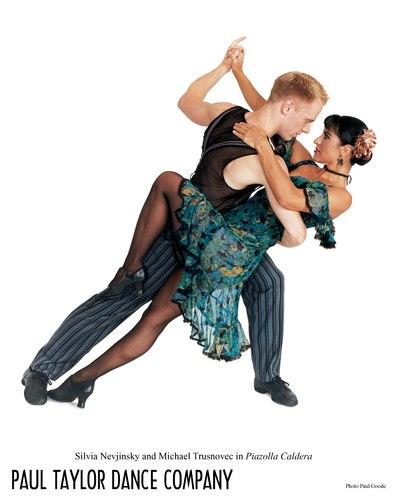 Paul Taylor Dance Company - Piazzolla Caldera