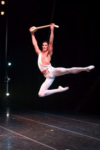 Fabrice Calmels as Apollo