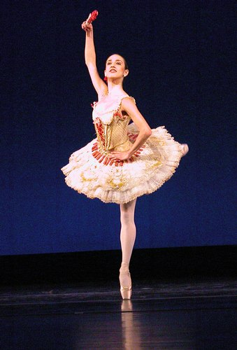 <a href='article.htm?id=1802'>Don Quichotte Variation</a> Choreography: Marius Petipa