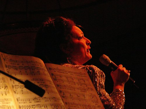Cristina Fontanelli at Feinstein's at The Regency