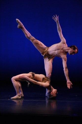 on Ballet Steps