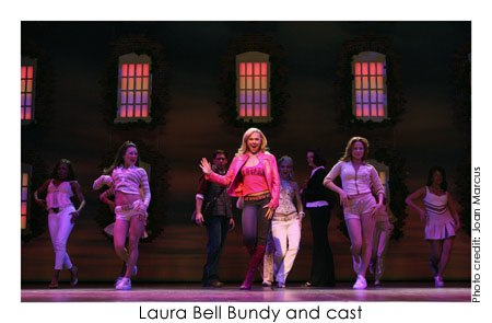 Laura Bell Bundy and Cast