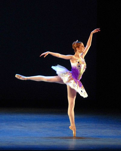 Michele Wiles in <i>The Sleeping Beauty</i>.