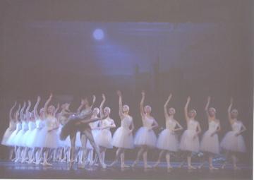 Montgomery Ballet - Swan Lake - Staged by Elie Lazar