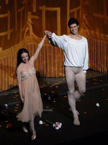 Final Curtain, Alessandra Ferri and Roberto Bolle