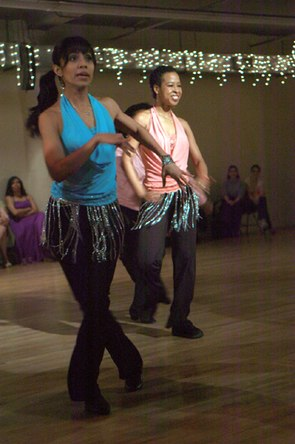 Stepping Out Studios Student Recital 4/14/2006