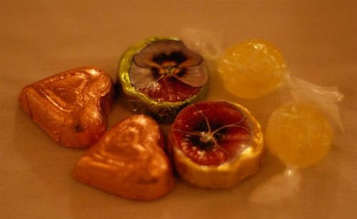 Marianne's Chocolates and Lemon Drops