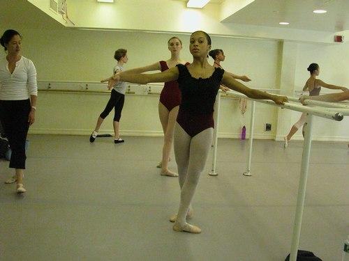 Jennifer McKelvey's Level E Technique Class