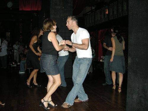 Salsa at Taj