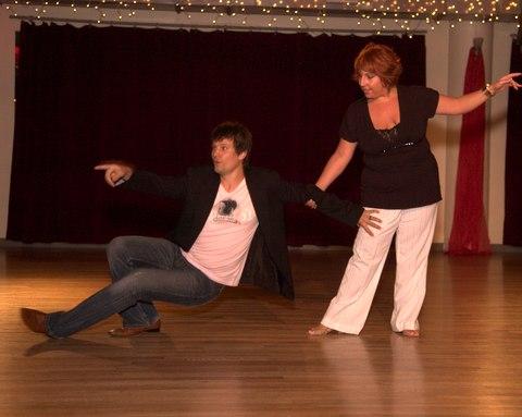 Tybaldt Ulrich & Hazel Mede-Ulrich - Swing