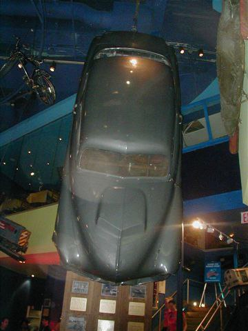The Car from 'Cobra'