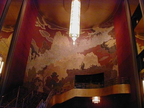 Radio City Music Hall Interior