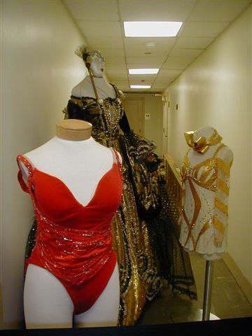 Rockettes Costumes