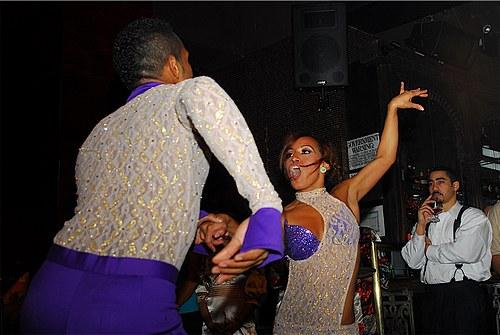 Salsa and More at Taj (12/3/2007)