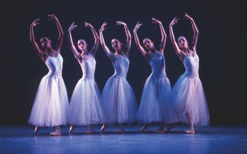 Artists of Pennsylvania Ballet in Serenade