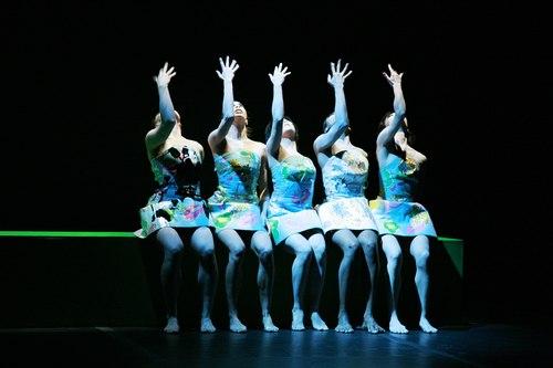 Cedar Lake Contemporary Ballet performs 'Rite' by Stijn Celis