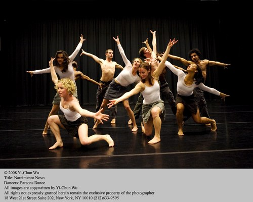 Parsons Dance - Nascimento Novo