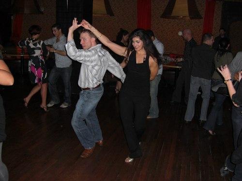 Salsa and More at Taj ISO 200, 1/60, 2.8