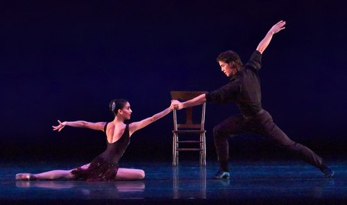Ballet de Monterrey's Perfidia
