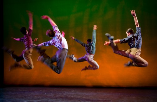 Donald McKayle's Hey-Hay, Going to Kansas City Kansas City Ballet Dancers