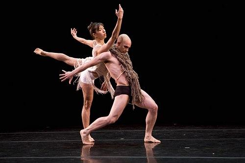 Beauty and the Brut: Shila Tirabassi and Jonathan Jaffe