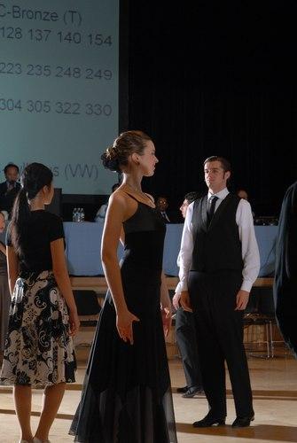 The Big Apple Dancesport Challenge Columbia University Ballroom Dance Team International Standard: Bronze Session 3