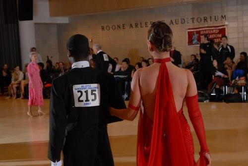 The Big Apple Dancesport Challenge Columbia University Ballroom Dance Team Session 5 International Standard: Gold