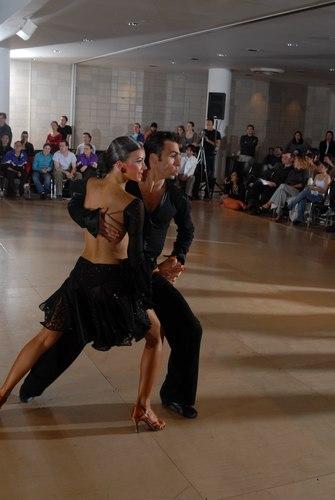 The Big Apple Dancesport Challenge Columbia University Ballroom Dance Team Session Unknown International Championship Latin