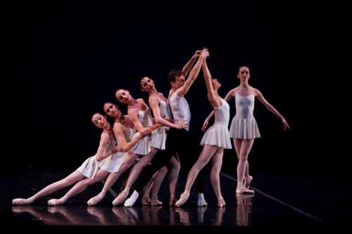 Boston Ballet in Concerto Barocco