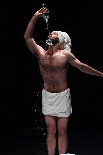 Keigwin + Company Dancer: Alexander Gish in Elements