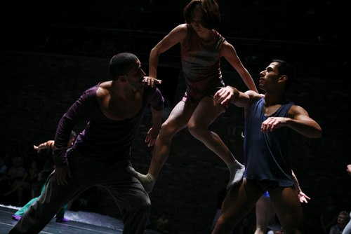 Cedar Lake Contemporary Ballet in 'The Copier'