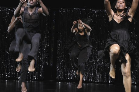 Reggie Wilson's Fist and Heel Performance Group 'The Tale: Npinpee Nckutchie and the Tail of the Golden Dek'
