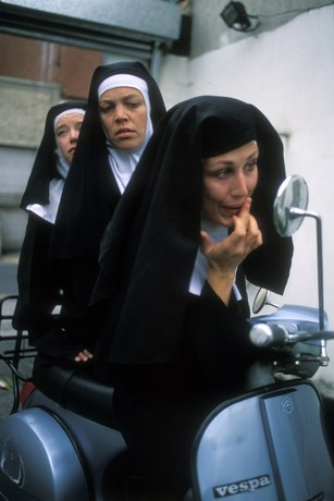 Jo Strømgren Kompani, 'The Convent' Pictured: Guri Glans, Gunhild Opdal and Ulla Broch